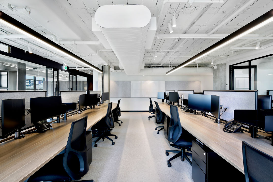 DeGroup Office, design by WMK Archtecture and Intermain, photography by Michael Gazzola