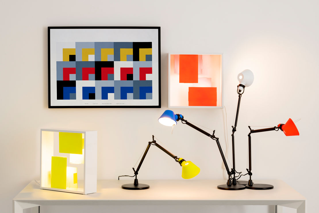 Tolomeo   Artemide Design   Available exclusively with Stylecraft