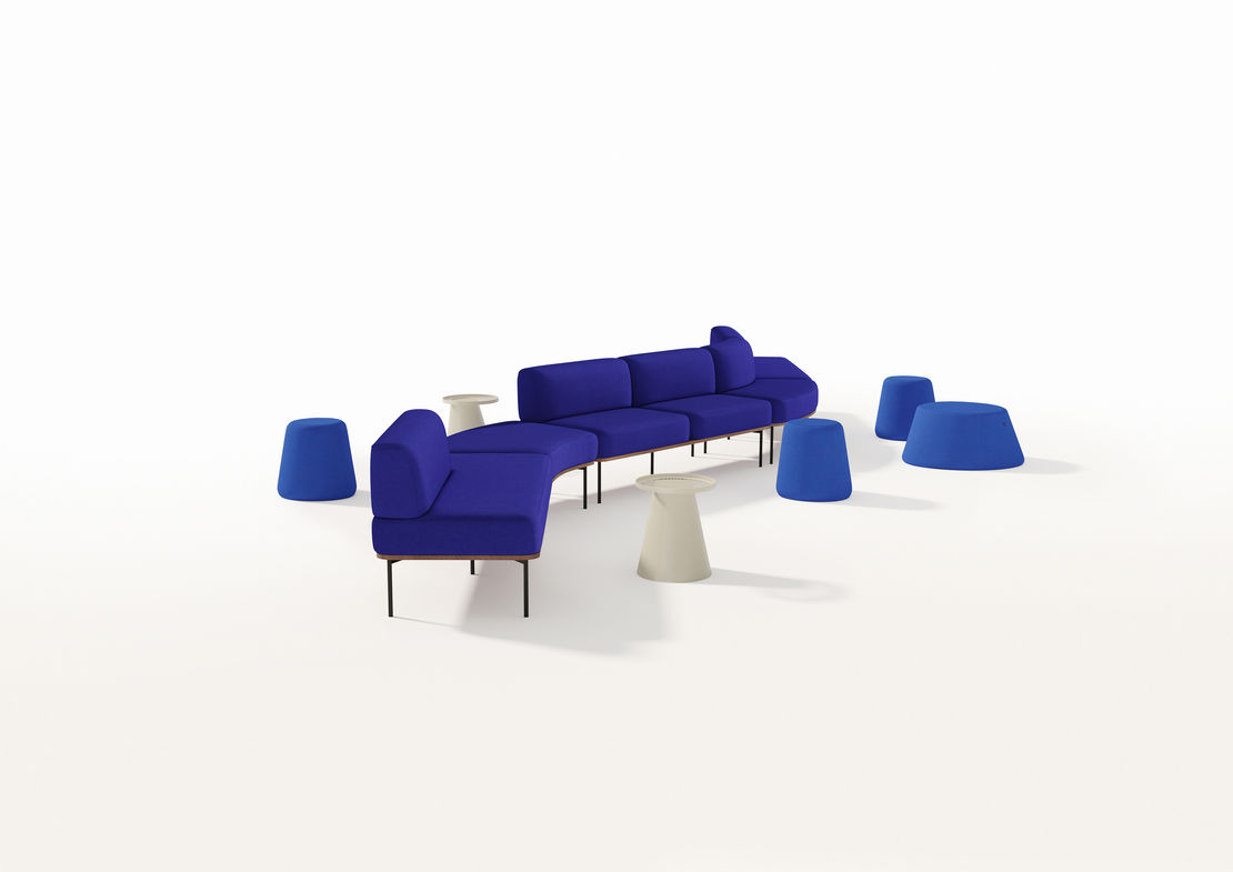 LEN | Softscape Lite Modular Lounging | Exclusively available from Stylecraft