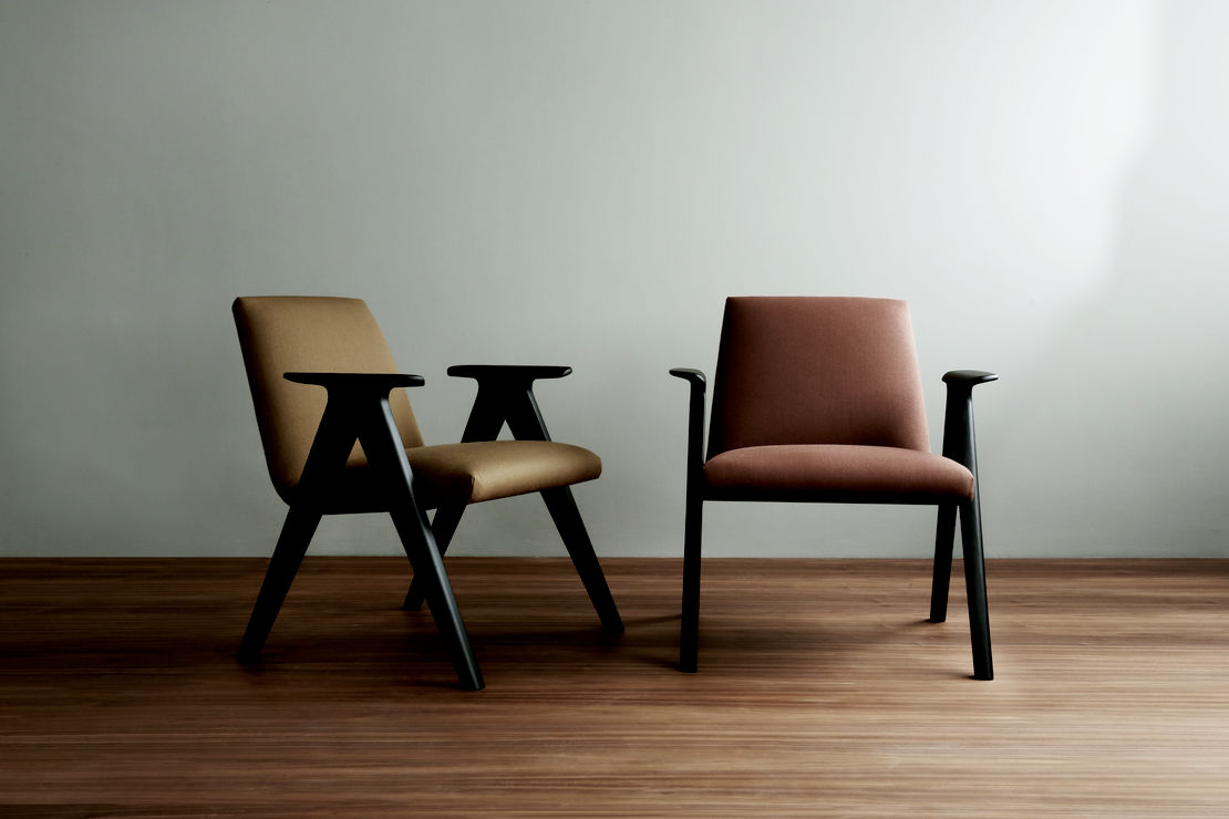 Libera Armchair. Designed by Jesus and Jon Gasca for Stua