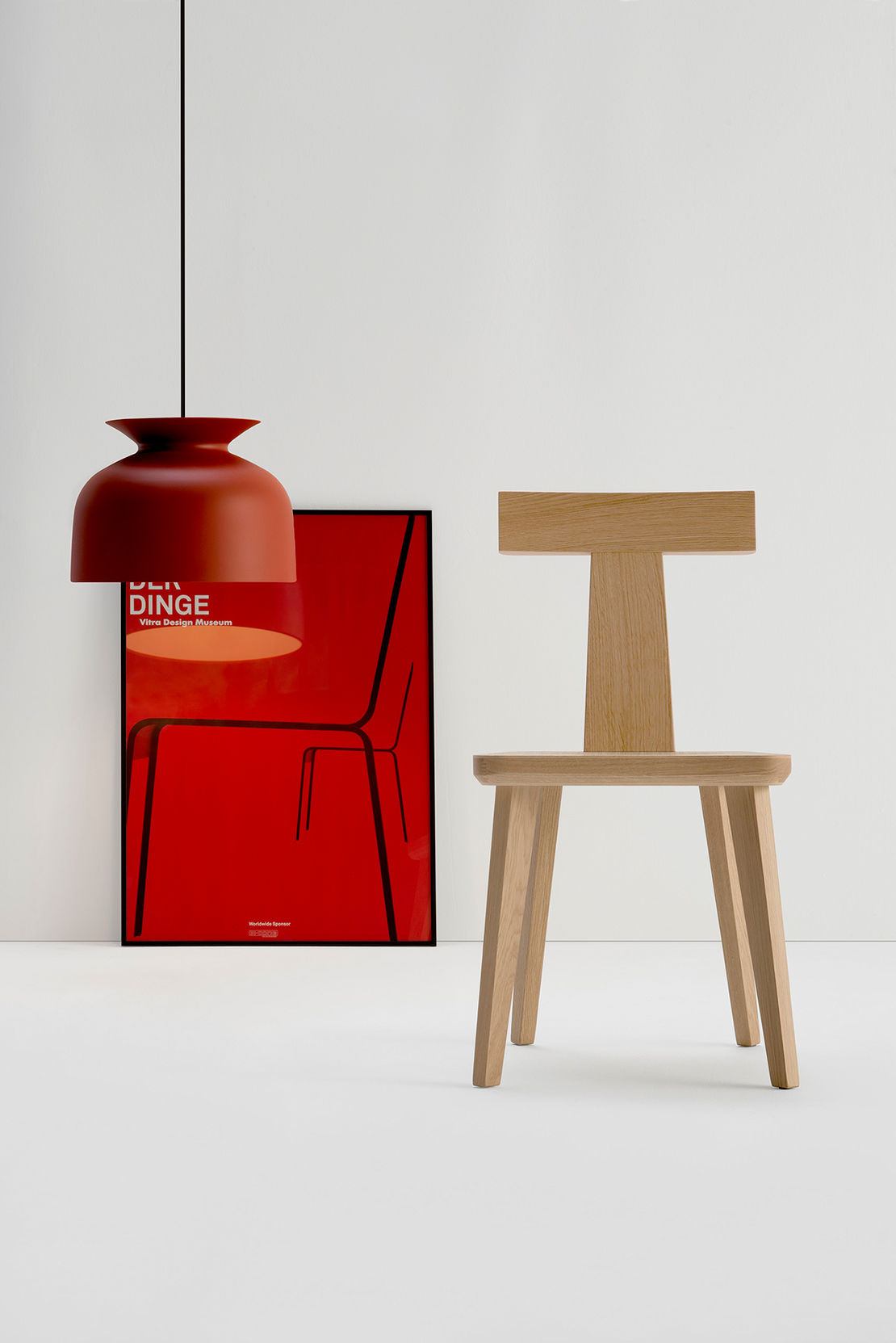 T Coffee Chair by Sipa