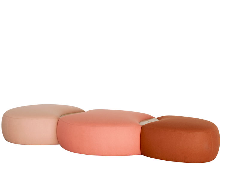Tacchini | Matera Ottoman | Exclusively available from Stylecraft