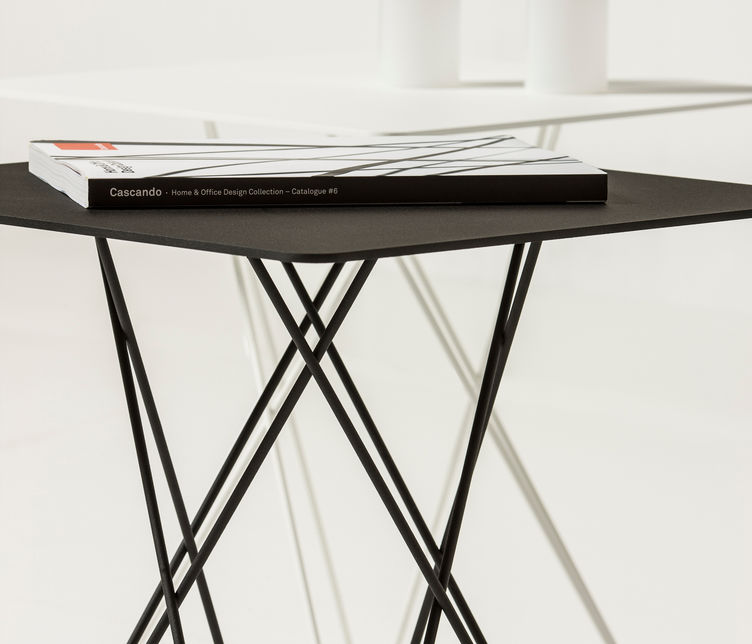 Platform Side Table by Cascando