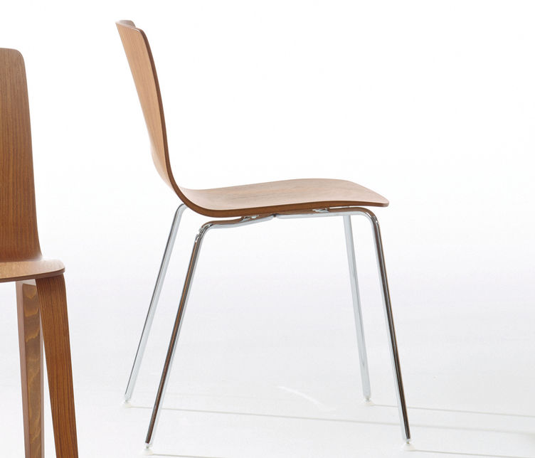 Aava 4 Leg Chair by Arper