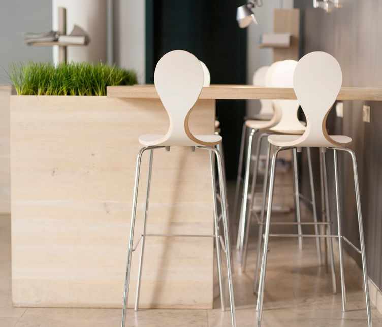 Pyt Barstool by Ply Collection