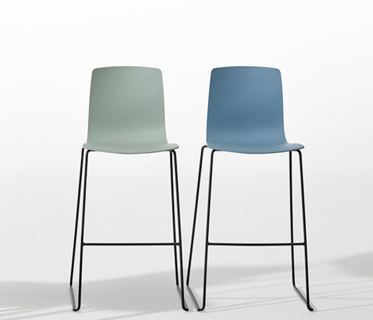 Arper | Aava Barstool | Exclusively available from Stylecraft