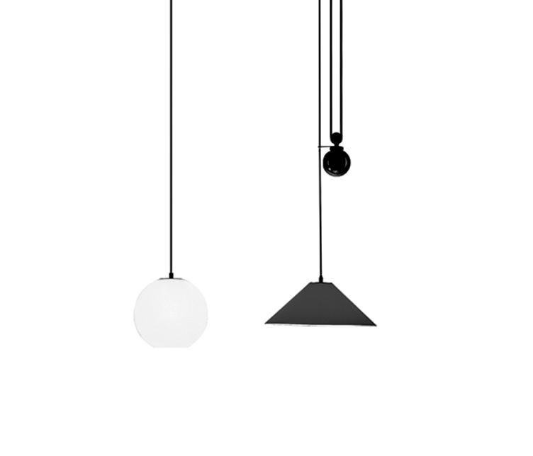 Aggregato Suspension | Artemide Design | Available exclusively from Stylecraft