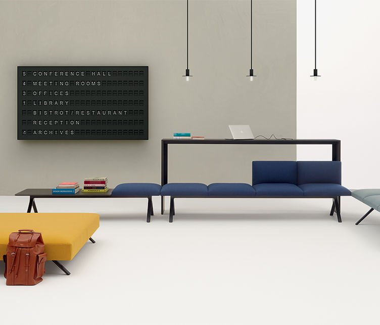 Kiik, designed by Iwasaki Design Studio for Arper