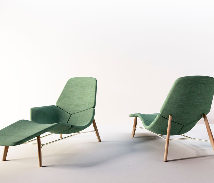 Atoll Lounge by Tacchini
