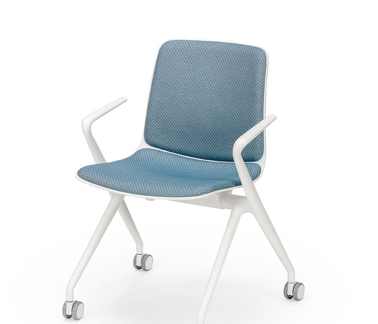 Bowi Chair | Haworth | Available from Stylecraft