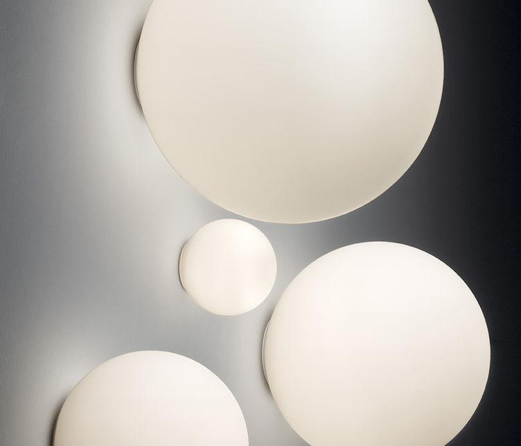 Dioscuri Wall/Ceiling | Artemide Design | Available exclusively from Stylecraft