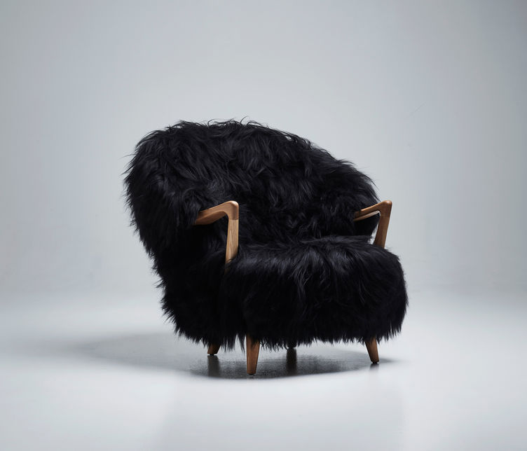Fluffy Lounge Chair | Eikund | Available exclusively from Stylecraft