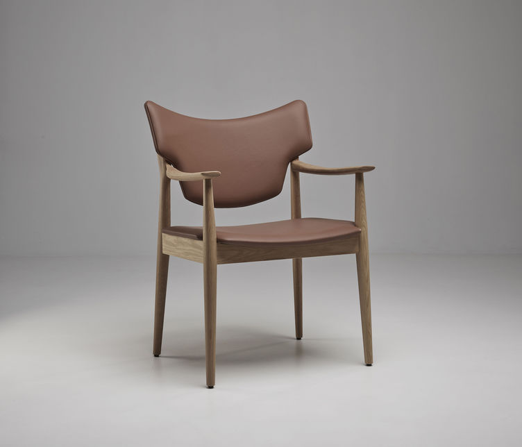 Eikund | Veng Armchair | Available exclusively from Stylecraft