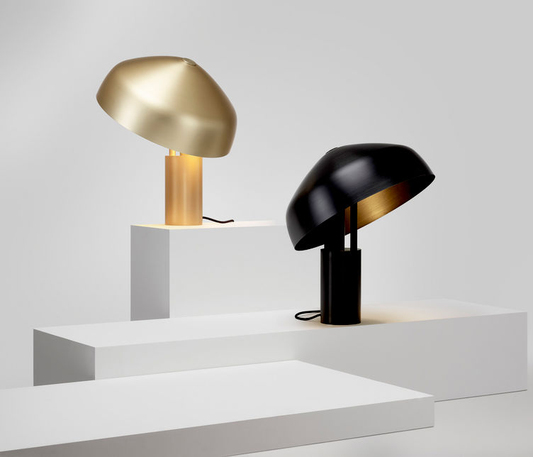 Spotlight on: Lighting | Featuring Ora Desk Lamp by Ross Gardam