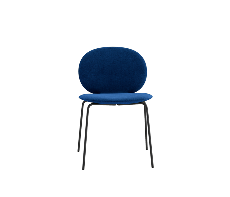 Tacchini | Kelly Stackable Chair | Exclusively available from Stylecraft
