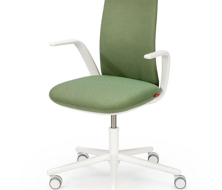 Nia Chair | Haworth | Available from Stylecraft