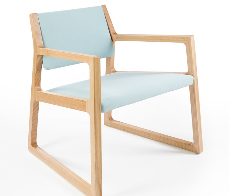 Splay High Lounge Chair