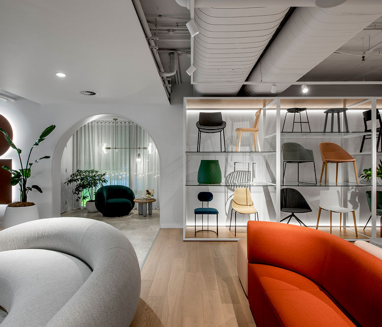 Stylecraft Adelaide showroom | Photography by David Sievers