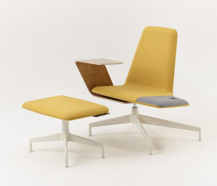 Harbor Work Chair | Haworth | Available from Stylecraft