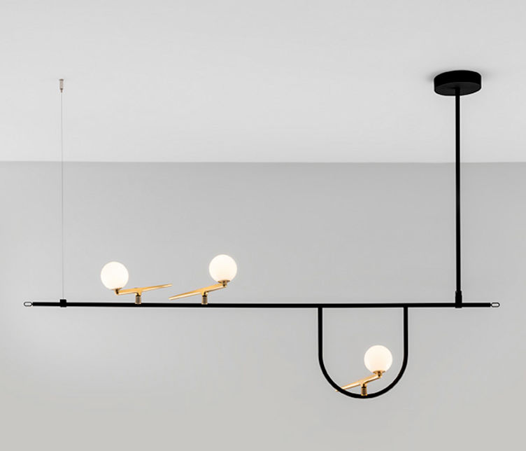 Yanzi Suspension | Artemide Design | Available exclusively from Stylecraft